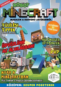 Minecraft magazin